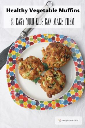 Healthy Zucchini Muffin Recipe