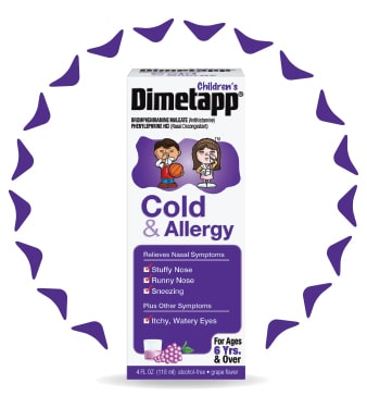 Dimetapp Cold & Allergy