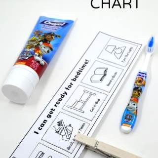 Read2Me Tonight Challenge + Free Printable Bedtime Routine Chart