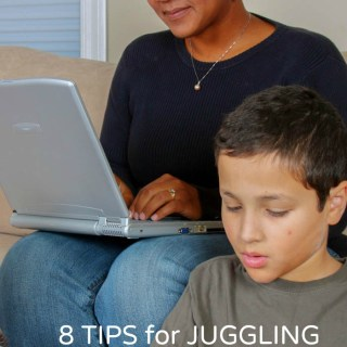 8 Tips for Juggling Continuing Education and Motherhood
