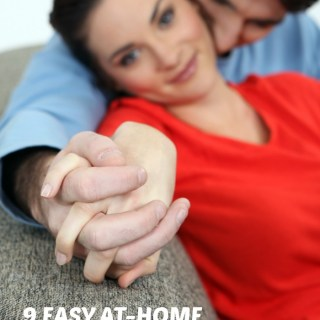 9 Easy At Home Date Night Ideas – For After the Kids are in Bed