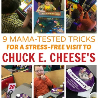 9 Tricks for a Stress-Free Chuck E. Cheese's Visit