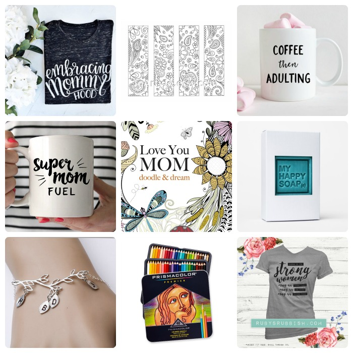22 Unique Gifts - for FUN Moms - 2016 Mother's Day Gift Guide from B-Inspired Mama