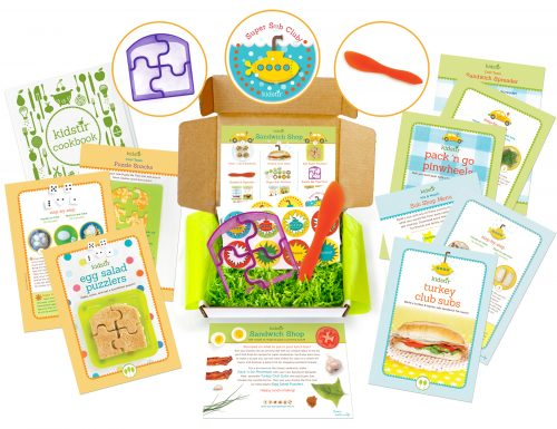 KidStir Subscription Kit for Kids + 9 MORE of the Best Subscription Boxes for Curious Kids