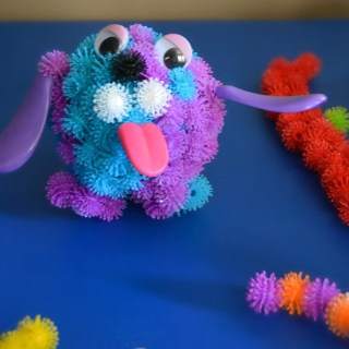 Creative Play with a New Sensory Favorite