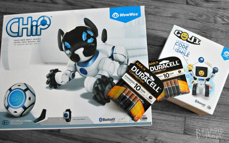 2 Super Cool Toys your High-Tech Kids will Love + Duracell Batteries - at B-Inspired Mama