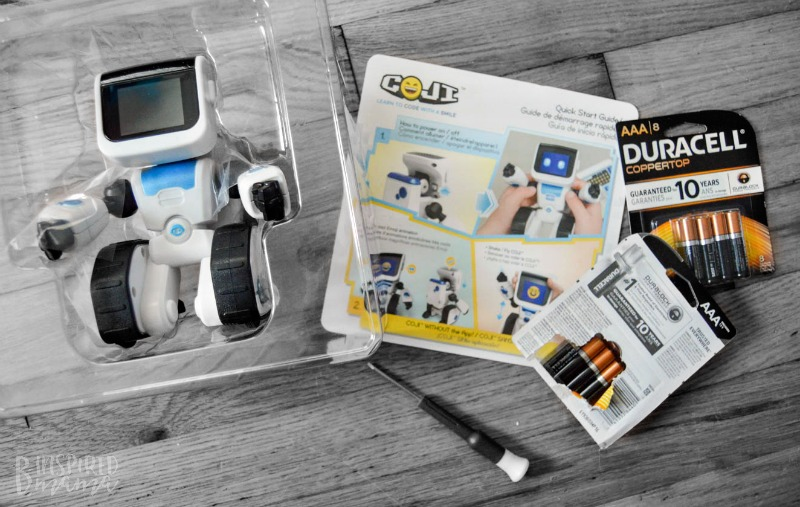 2 Super Cool Toys your High-Tech Kids will Love + Powering up our play with Duracell Batteries - at B-Inspired Mama
