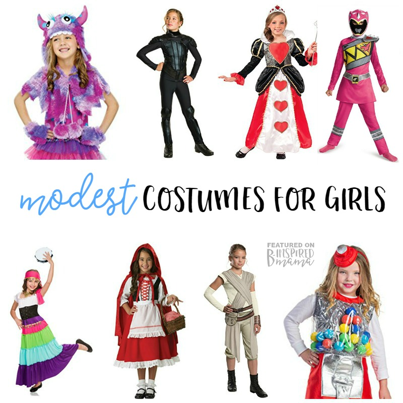 cute but modest girl halloween costumes to keep our little girls little as long as