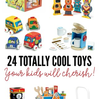 2016 Holiday Gift Guide – 24 Treasured Toys Your Kids will Cherish