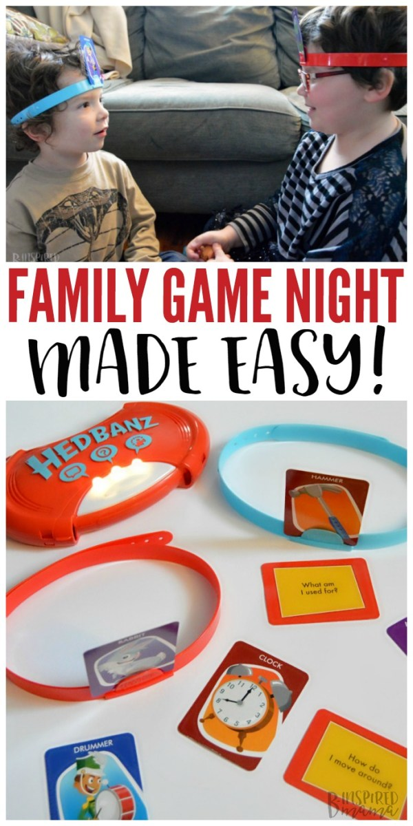 A Super Fun Family Game Night - Made Easy!