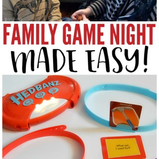 A Super Fun Family Game Night – Made Easy!