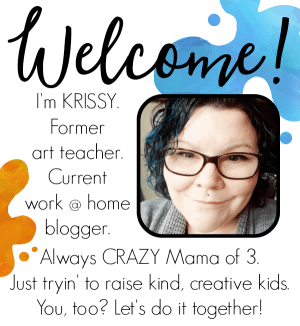 Welcome - from Krissy