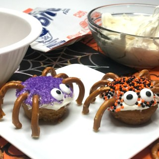 Make Spider Bites for a Fun Halloween Snack