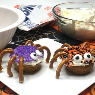 Make Spider Bites for a Fun Halloween Snack