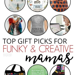 Top Gifts for Funky, Creative Moms – A B-Inspired Gift Guide