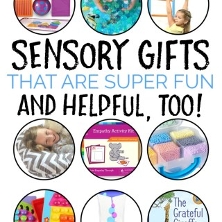 Seriously Awesome Sensory Toys and Games - A B-Inspired Gift Guide