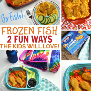 """Go Fish"" for an Easy Meal and Fun Lunch for Kids!"