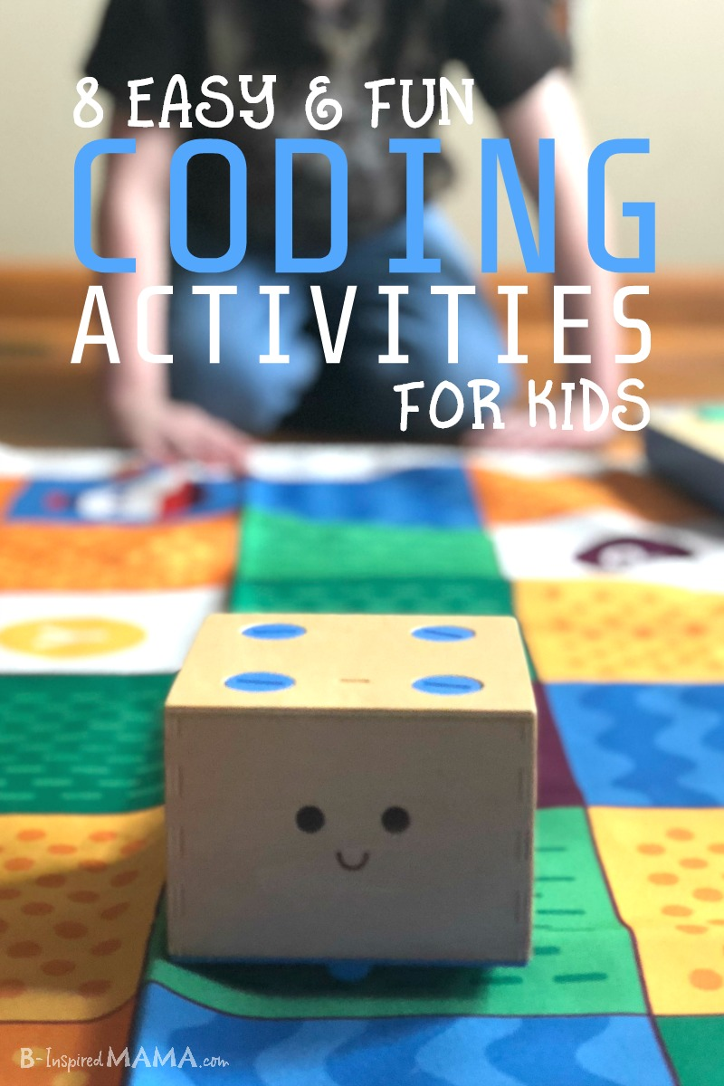 8 Super Easy and Crazy-Fun Coding Activities for Kids