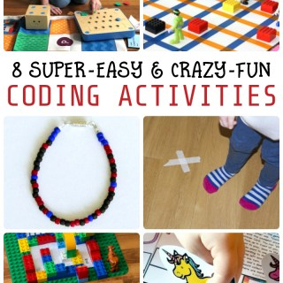 8 Super-Easy and Crazy-FUN Coding Activities for Kids