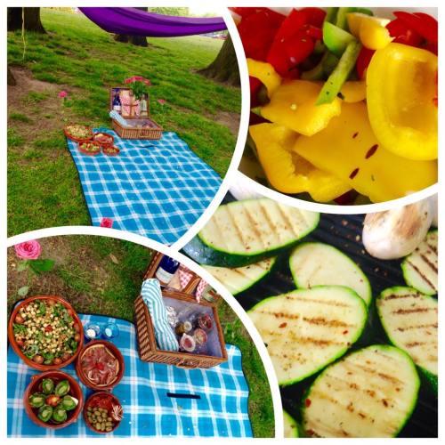 Italiaanse picknick