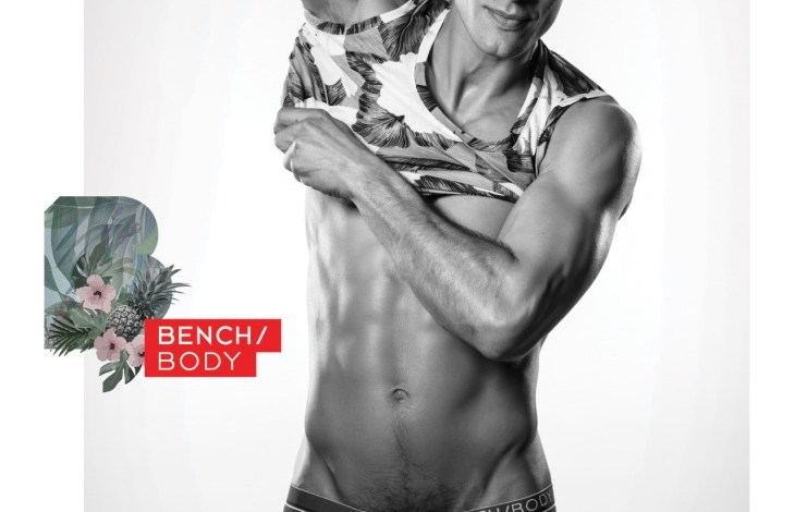 Chad White by Brent Chua in his Bench