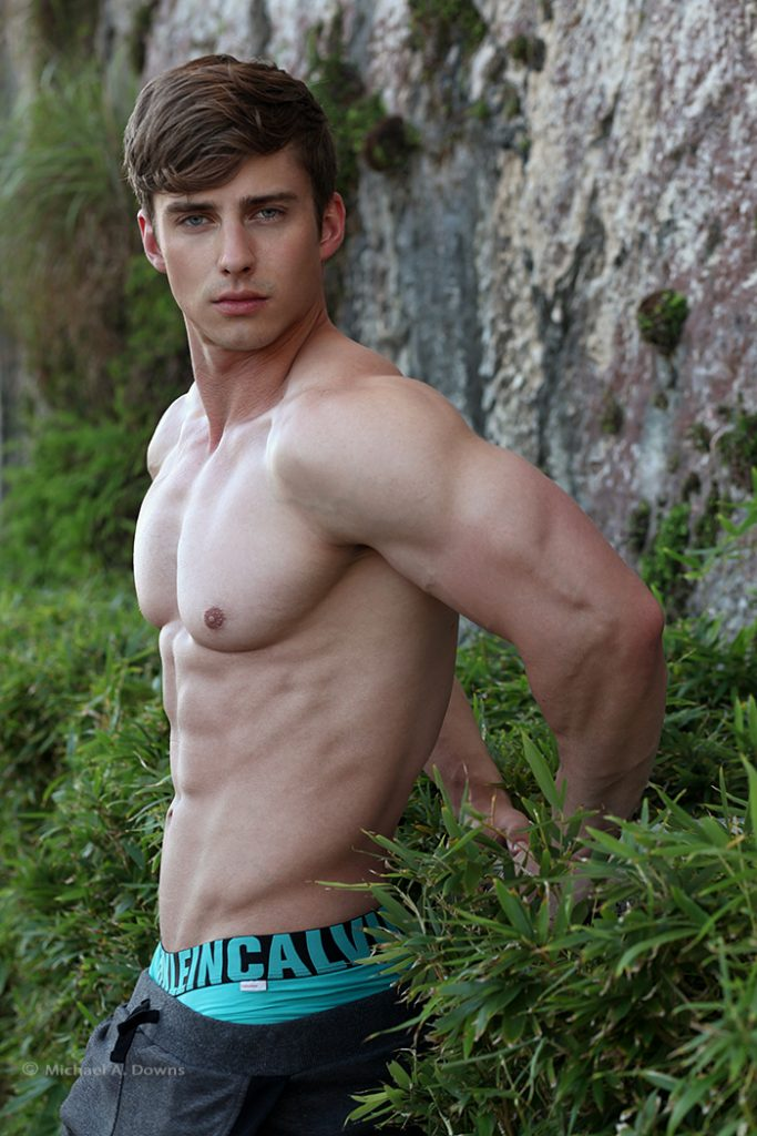 🇺🇸 Tyson Dayley by Michael Anthony Downs for All American