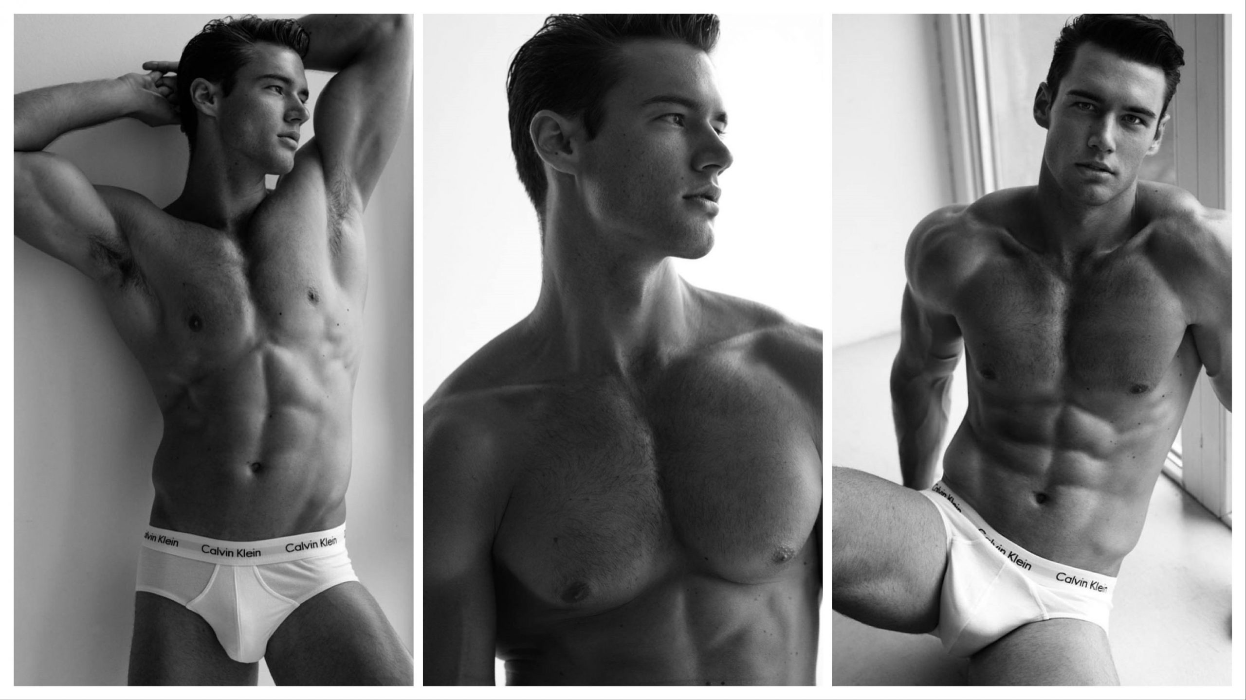 🇭🇺Kolos Balazs by Wong Sim in his Calvin Klein Underwear
