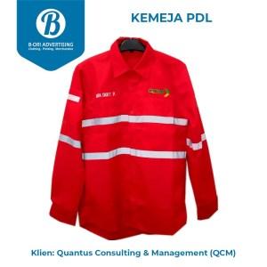 Kemeja PDL Quantus Consulting Management