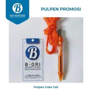 Pulpen Promosi Stiker - Cabe Tali