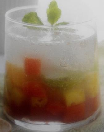 cara membuat minuman segar