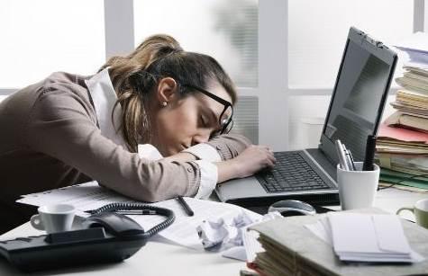 tanda tanda kelelahan pada tubuh