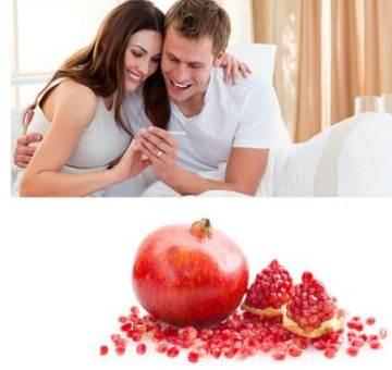 manfaat buah delima untuk wanita hamil
