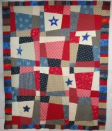 Great quilt finish for the QOV Challenge