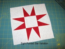 Another Eight Pointed Star
