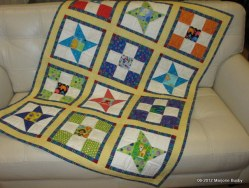 UFO Finishes and Quilt Show
