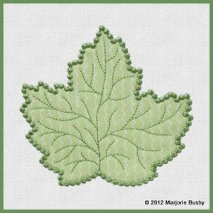 Rustling Leaves-Maple