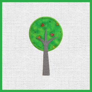 tree single small