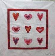 Another Candy Hearts Quilt