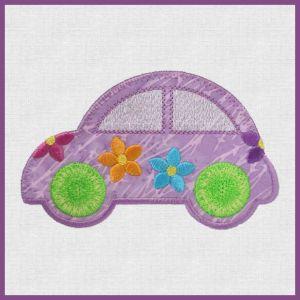 flowercar 600