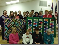 Shirley's Quilt