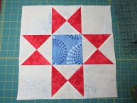 Making an Ohio Star with the QUBE