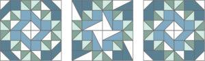 Block 11 – Triangle Tesselation Qube Workout QAL