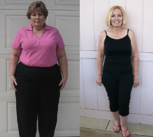 106 pounds lost, and kept off!