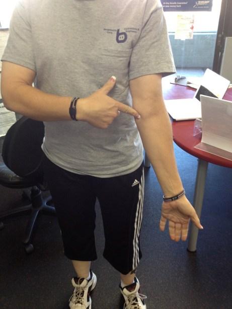 golfer's elbow versus tennis elbow