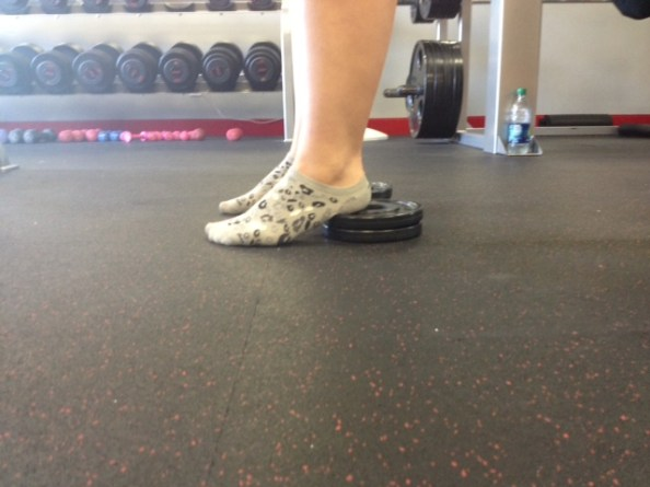 Ankle some plates