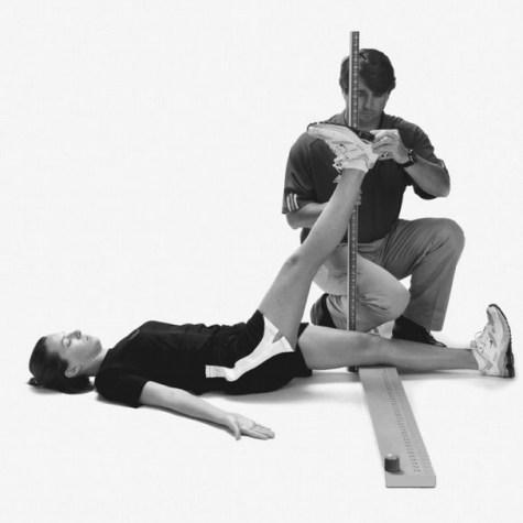 Active Straight Leg Raise Hamstring flexibility