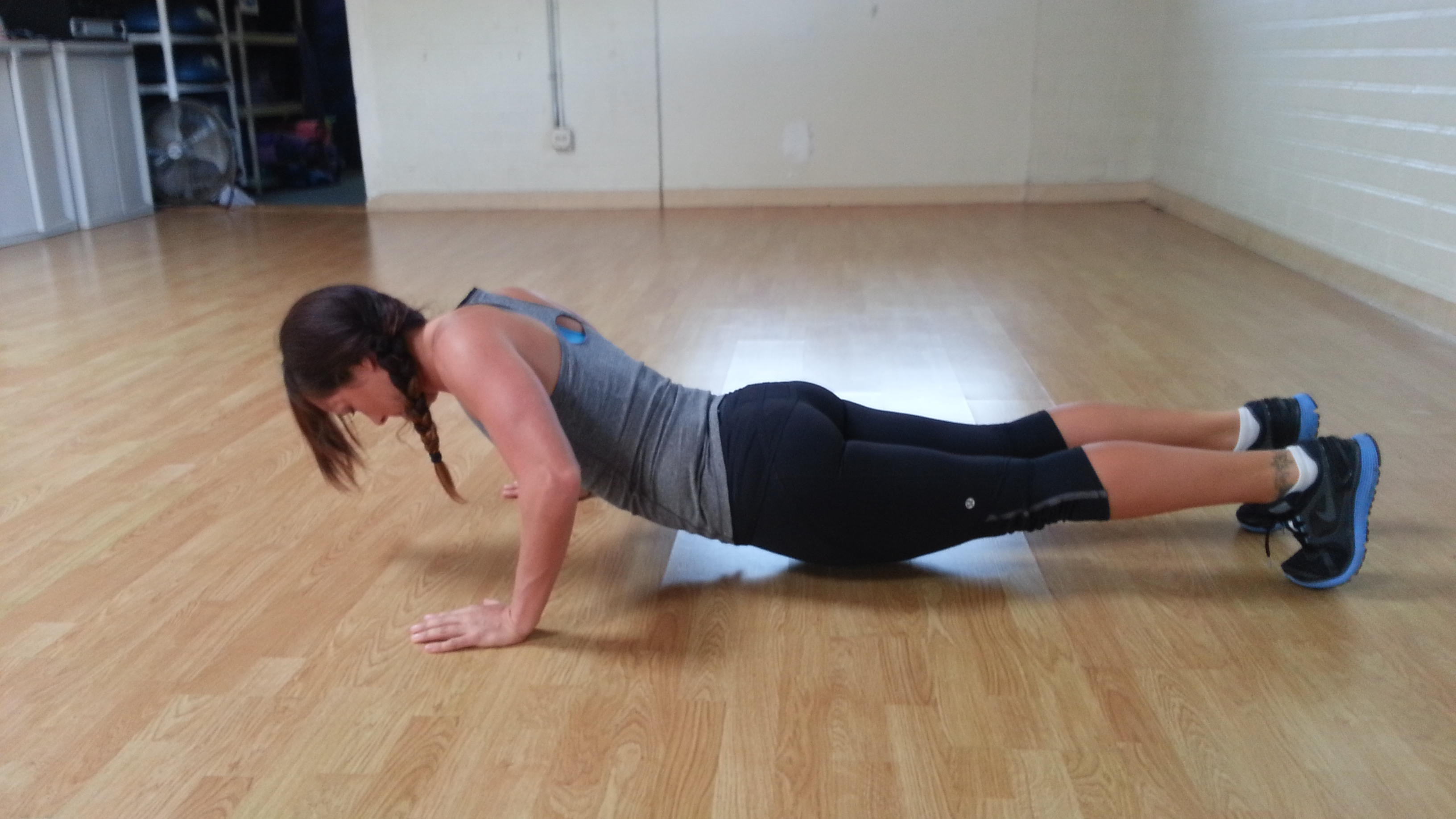 A program for push-ups at 75 years old | b-reddy org