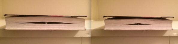 Pen Scre book side by side