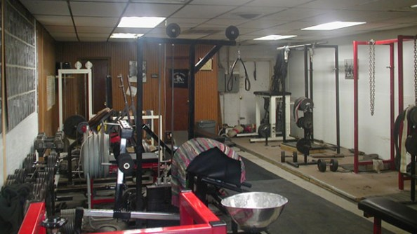 westside barbell gym