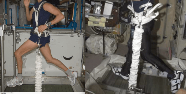 Astronaut shoes side by side 1